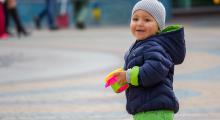 Владимр Скоробагач организовал праздник в парке Горького для детей из Донбасса 27.09