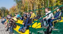 Владимир Скоробагач открыл футбольный турнир «Кубок мира»