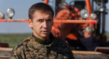 Владимир Скоробагач будет снабжать пограничников продуктами и зимней формой